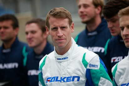 Dumbreck steps down from Falken Nurburgring 24 roster after 14 years