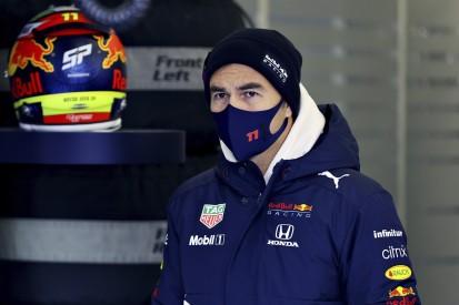 Sergio Perez: Sehe nicht, warum ich gegen Max zurückliegen sollte
