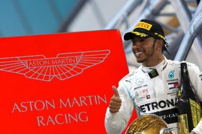 """""""Verlockend"""": Will Aston Martin mit Lewis Hamilton Weltmeister werden?"""