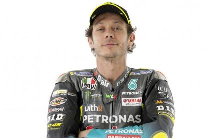 """""""Fahre nicht, um die Zeit totzuschlagen"""" - Valentino Rossi strebt MotoGP-Siege an"""