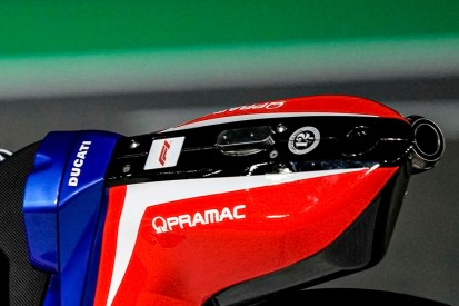 F1-Logo auf MotoGP-Bikes von Pramac-Ducati: Was es damit auf sich hat