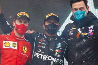 """Toto Wolff glaubt bei Aston Martin an Ende von Vettels """"Abwärtsspirale"""""""