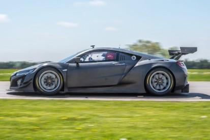 Fugel holt Youngster für Honda NSX GT3 im ADAC GT Masters