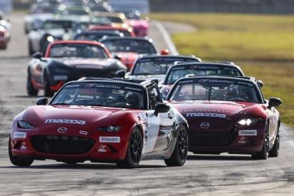 Schon wieder irres Mazda-MX-5-Finish: Drei Autos in 0,013 Sekunden!