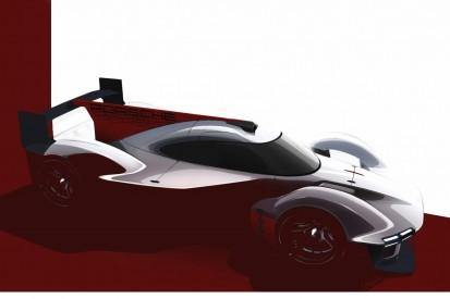 LMDh-Auto von Porsche: Motor steht fest - Roll-out noch 2021?