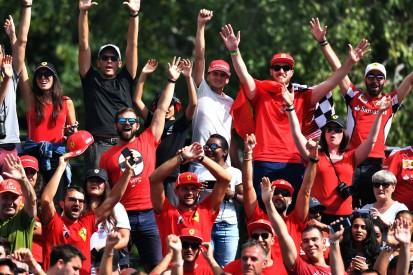 Neue Hochrechnung: 2022 eine Milliarde Formel-1-Fans?