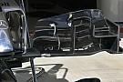 McLaren: nuovo profilo centrale dell'ala anteriore