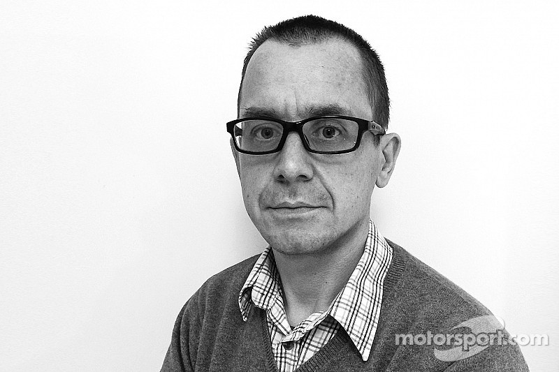 Ведущий журналист Ф1 Джонатан Нобл начинает работу в Motorsport.com