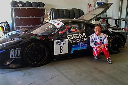Il kartista Paolo Ippolito debutta su una Ferrari GT3