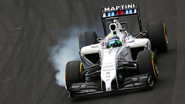 Interlagos, Q2: Massa ad un soffio da Rosberg