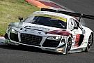 Grande esordio sull'Audi R8 per Thomas Biagi