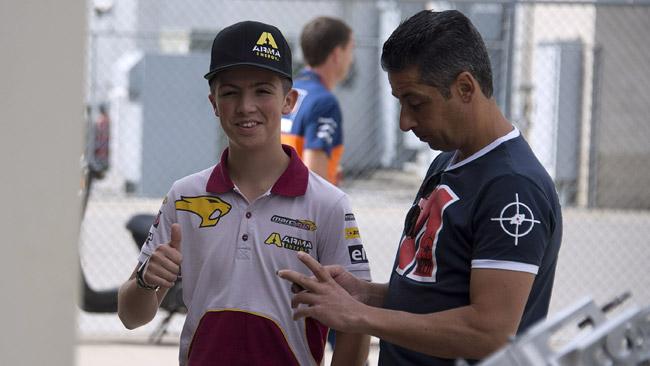 Livio Loi rientra nel 2015 con la RW Racing