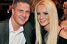 Ralf Schumacher e Cora litigano: arriva la polizia!
