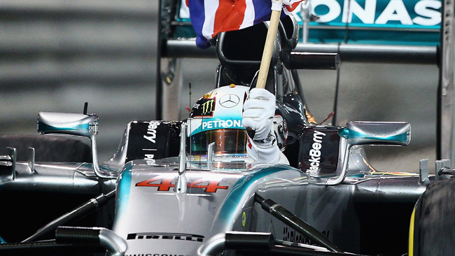 Hamilton non vuole il numero 1 dell'iridato