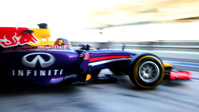 Abu Dhabi, Day 2, Ore 16: Ricciardo si porta secondo