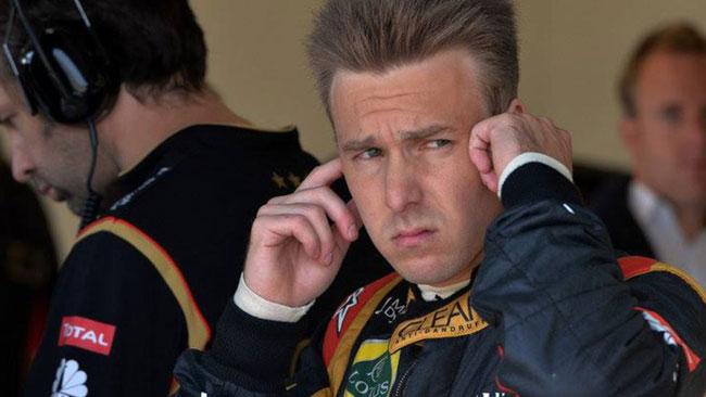 Test con la Sam Schmidt Motorsport per Valsecchi