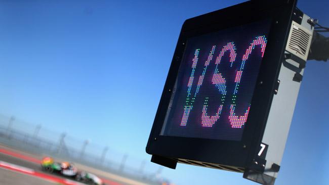 Regolamento Sportivo F.1: c'è la Virtual Safety Car