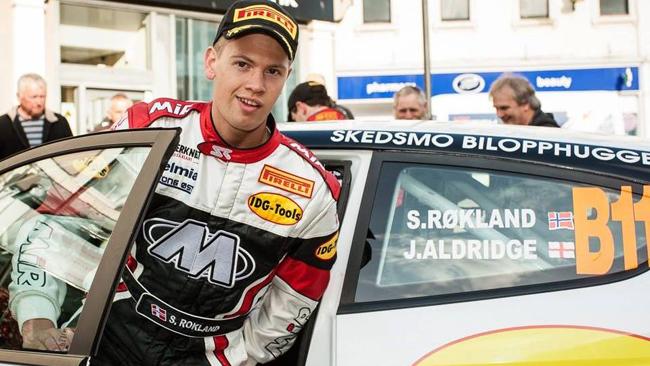 Steve Røkland pronto per l'avventura in ERC Junior