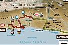 Dakar: oggi si arriva al giro di boa di Iquique