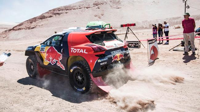 Dakar 2015: domani le auto partiranno in linea!