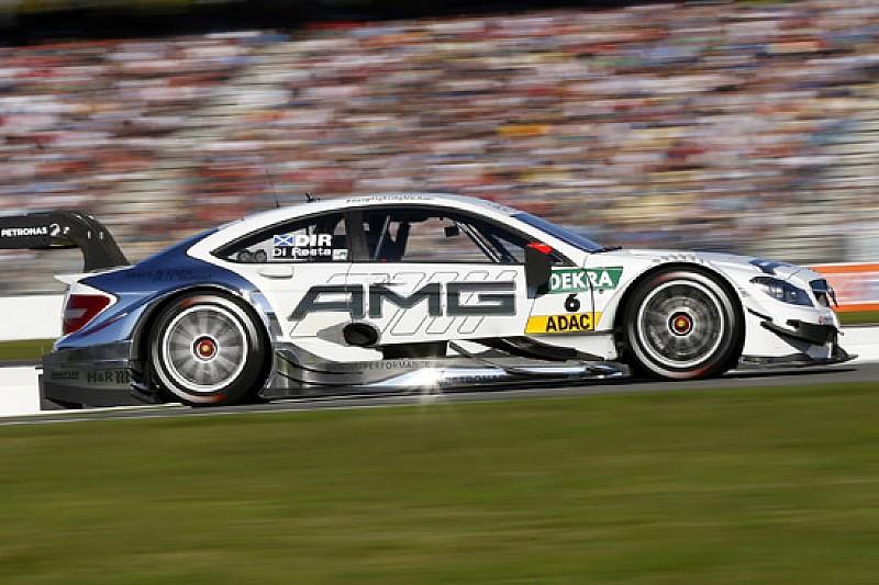 La Mercedes ufficializza la formazione DTM 2015