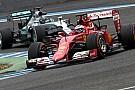 Jerez, Day 3, Ore 13: Kimi migliora, Rosberg ko