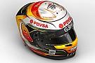 Grosjean svela i colori del nuovo casco 2015