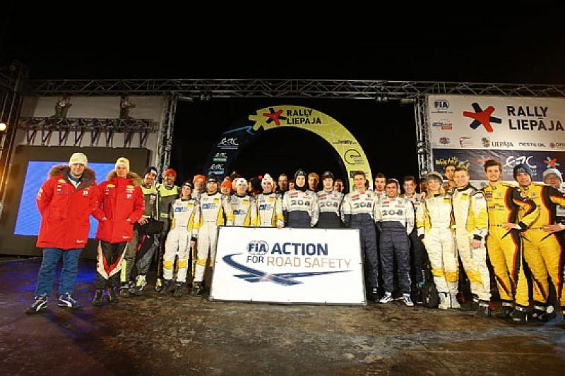 I piloti ERC Junior commentano il Rally di Liepāja