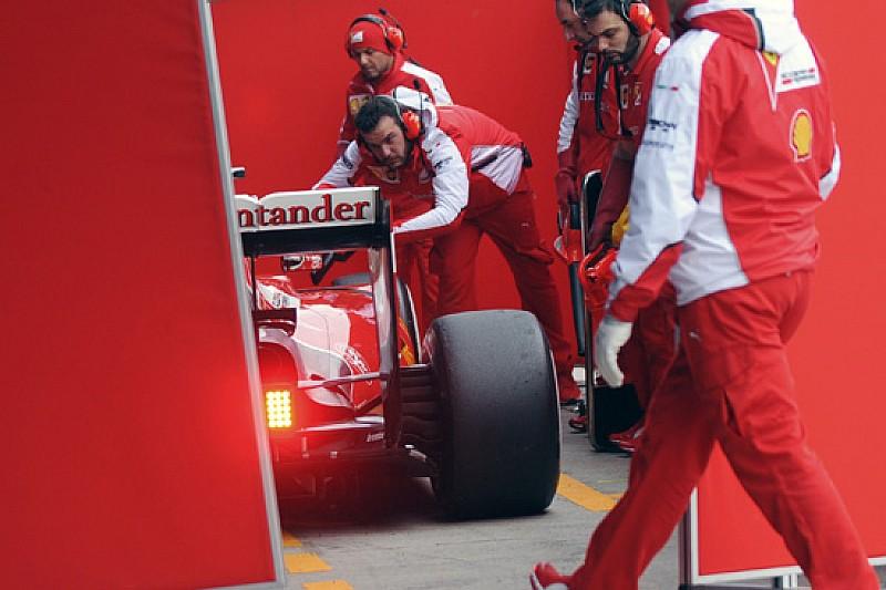 Ferrari: novità aerodinamiche e di motore a Barcellona