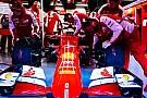 Barcellona, Day 1, Ore 10: la Ferrari prende la vetta