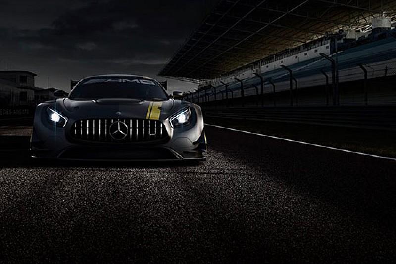 Ecco la prima foto della nuova Mercedes AMG-GT3