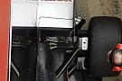 Ferrari: c'è una modifica al diffusore della SF15-T