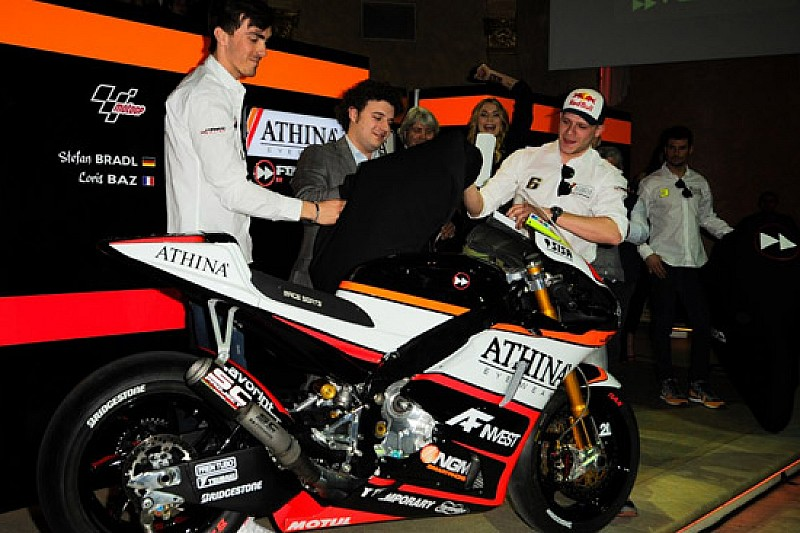 L'Athina Forward Racing si presenta a Milano