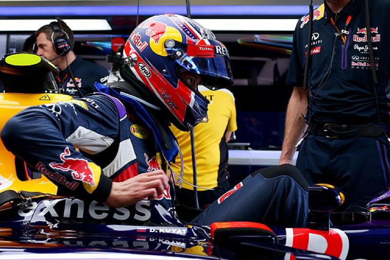 La Red Bull ha capito la natura del guasto di Kvyat