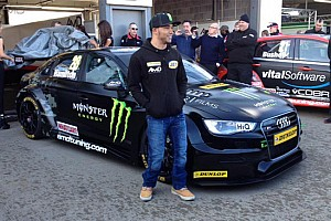 BTCC Ultime notizie Nicolas Hamilton debutta nel BTCC con una Audi S3