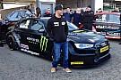 BTCC Nicolas Hamilton debutta nel BTCC con una Audi S3