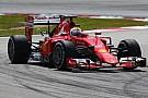 Vettel doma le Mercedes: Sepang è della Ferrari!