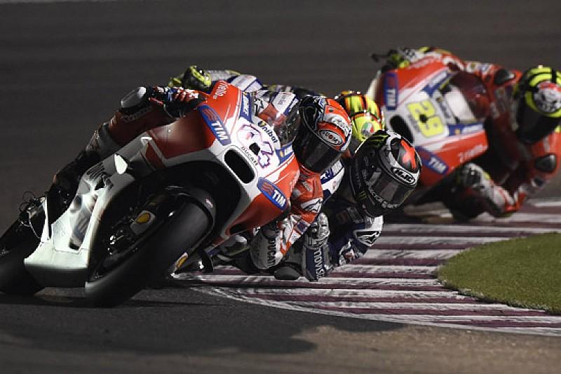 Ducati: la Race Direction ufficializza i 2 litri in meno