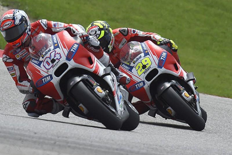 Ducati in Argentina vuole confermarsi competitiva