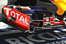 Red Bull: c'è una pinna sulla paratia dell'ala anteriore