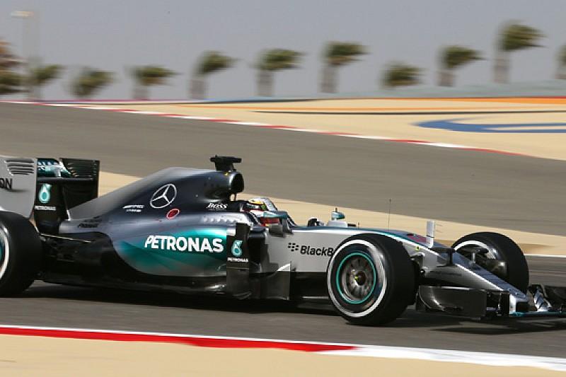 Bahrein, Libere 3: Vettel a 69 millesimi da Hamilton!