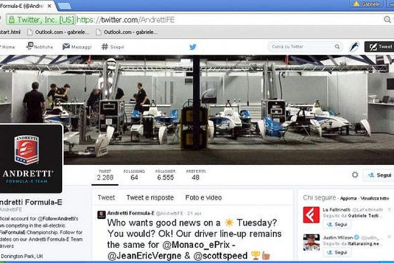 Speed e Vergne anche a Montecarlo con Andretti