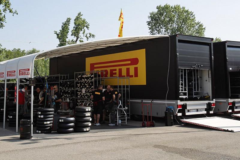 La Pirelli porta una nuova gomma posteriore ad Imola