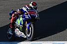Test Jerez: Lorenzo davanti a Rossi per 42 millesimi
