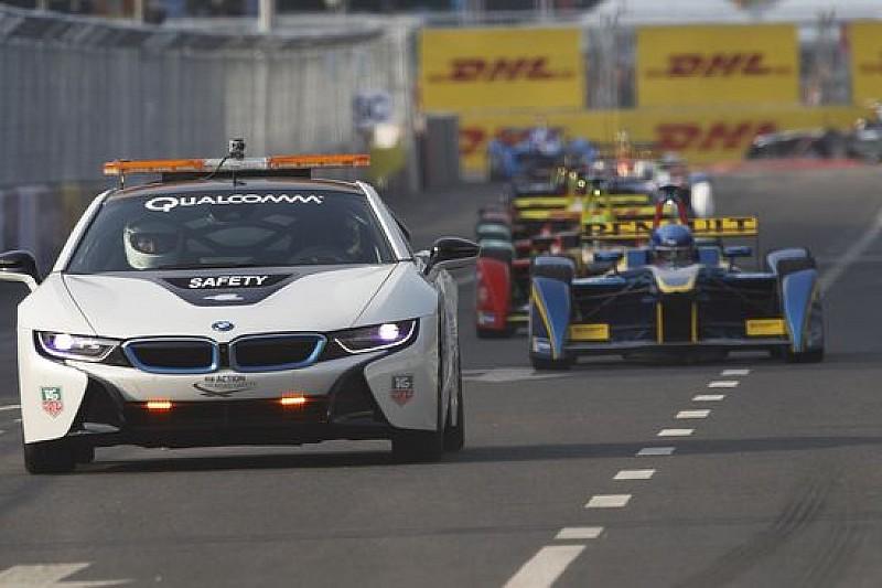 Il cambio vettura in gara non convince ancora la BMW