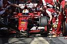 Ferrari: nelle libere 3 debutta una nuova ala posteriore