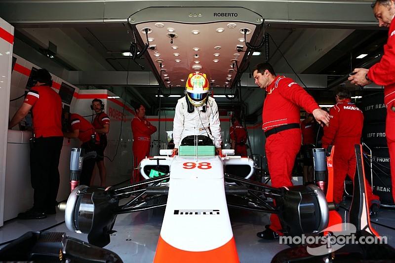 Состав пилотов Manor в Монако не изменится