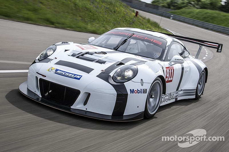 Porsche estrenará nuevo modelo en las 24 H de Daytona