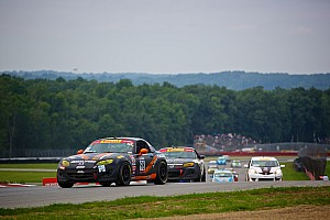 PWC Race report Francis Jr., Goulat and Nixon winners in Pirelli World Challenge