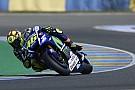 GP de France- Nouveaux réglages et nouvelles ambitions pour Valentino Rossi